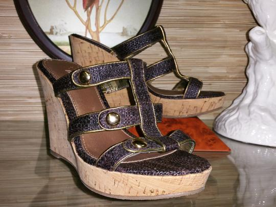 Bakers Brown and Natural Wedges