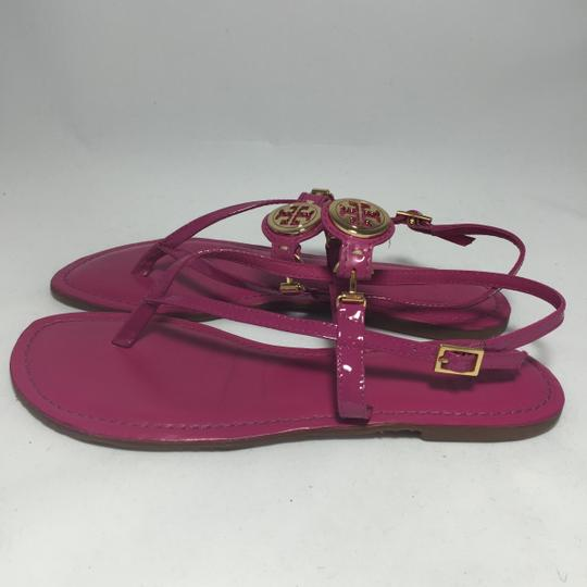 Tory Burch Pink Orchid Sandals