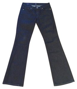 Citizens of Humanity Boot Cut Pants Dark Wash Denim
