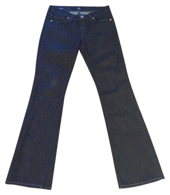 Preload https://item2.tradesy.com/images/citizens-of-humanity-dark-wash-denim-gold-stitch-boot-cut-pants-size-4-s-27-3474901-0-2.jpg?width=400&height=650
