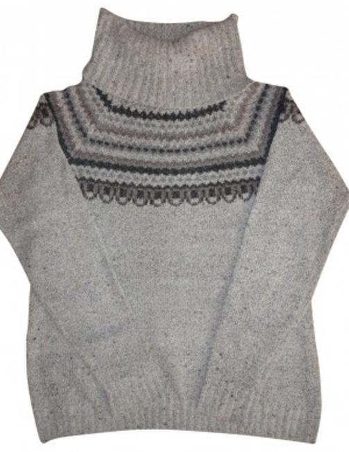 Preload https://item3.tradesy.com/images/columbia-sportswear-company-gray-heather-cotton-turtleneck-sweaterpullover-size-10-m-34752-0-0.jpg?width=400&height=650