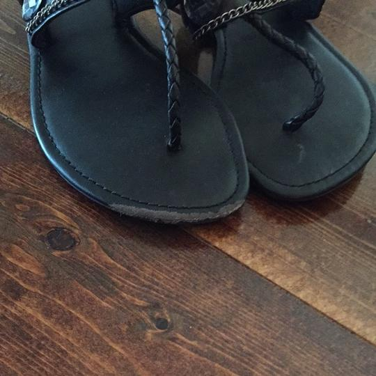 Mixit Black Sandals