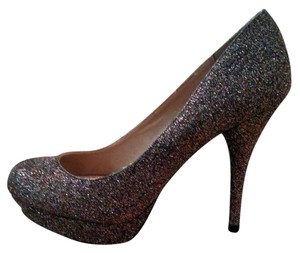 OlsenBoye Glitter Multicolored Pumps