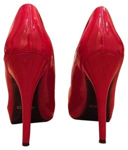 ALDO Cherry Red Pumps