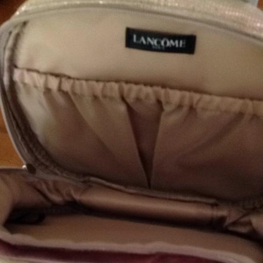 Other Lancome Cosmetic/ Travel Bag / Pale Pink Shimmer
