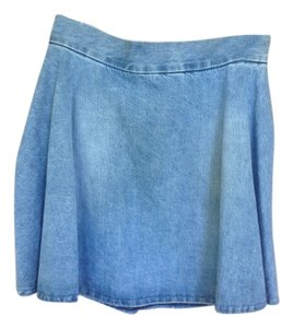 Gap Skirt Blue jean