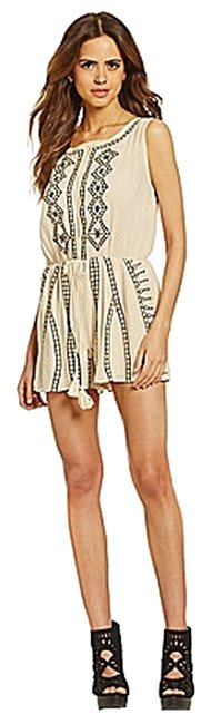 Gianni Bini Embroidered Dress