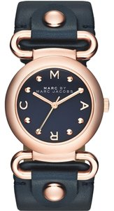 Marc by Marc Jacobs Marc by Marc Jacobs Navy Molly Watch mbm1334