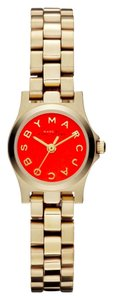 Marc by Marc Jacobs Marc by Marc Jacobs Henry Dinky Gold Watch