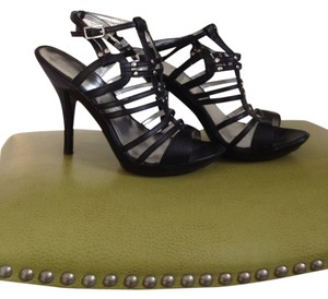 Xappeal Black Sandals