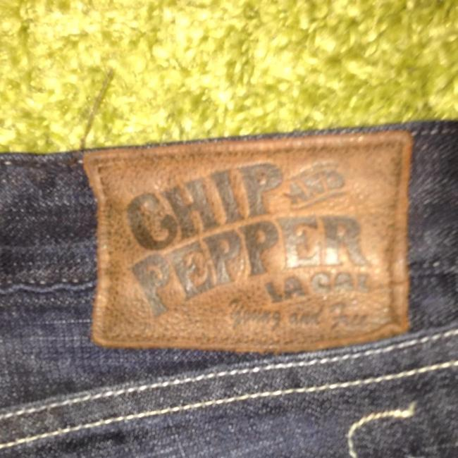 Chip and Pepper Boot Cut Jeans-Dark Rinse