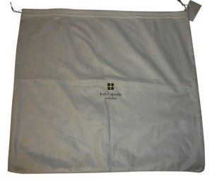 Kate Spade Kate Spade Large Dust Bag 19 x 1 x 17.5 White