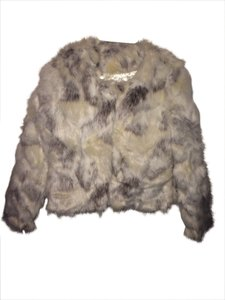 Marc by Marc Jacobs Fur Faux Faux Fur Fur Coat