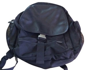 L.L.Bean Laptop Leather Backpack