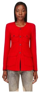 Isabel Marant Red Jacket