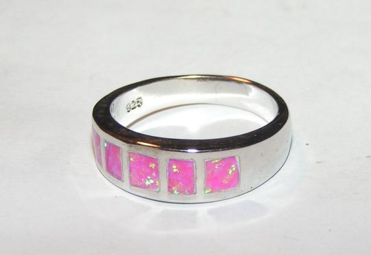 Pink Bogo Free Opal Fashion Free Shipping Ring