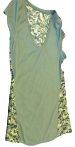 Flirtitude Top green multi