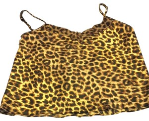 Gilligan & O'Malley Top animal print