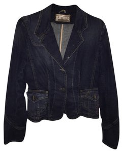 John Galliano Dark Blue Jacket