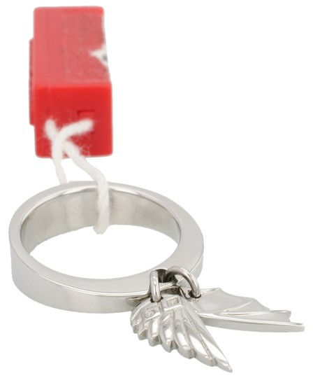 "Miss Sixty Miss Sixty ""Wings"" Collection Charm Women's Ring Size 4.25"