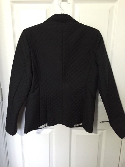 Salvatore Ferragamo Black Jacket