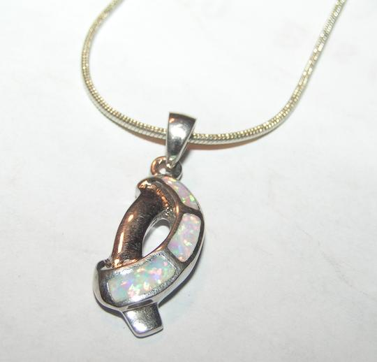Bogo Free Opal & Ssp Necklace Choice Of Size Free Shipping