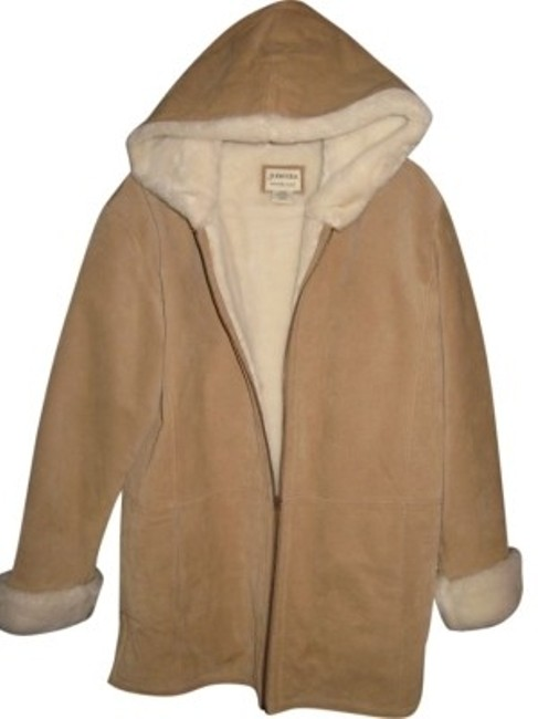 Preload https://item3.tradesy.com/images/beigewhite-lining-washable-suede-heavy-fur-coat-size-12-l-34822-0-0.jpg?width=400&height=650