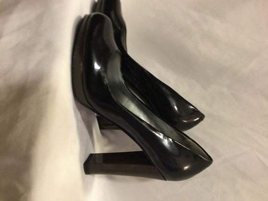 Kenneth Cole black/brown Pumps