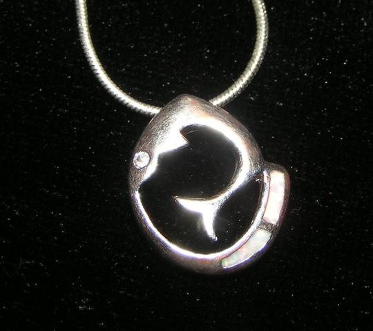 Multi Colored Bogo Free Opal Dolphin Free Shipping Necklace