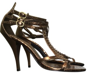 Preview International Bronze Sandals