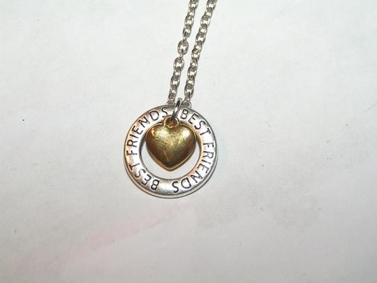 Bogo Free Bff Silver/gold Necklace Free Shipping