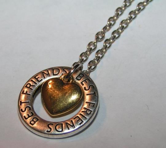 Silver & Gold Bogo Free Bff Silver/Gold Free Shipping Necklace