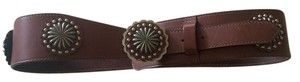 Ariat Ariat Leather Medallion Wrap Belt