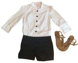 Lilly Pulitzer Top White And Black