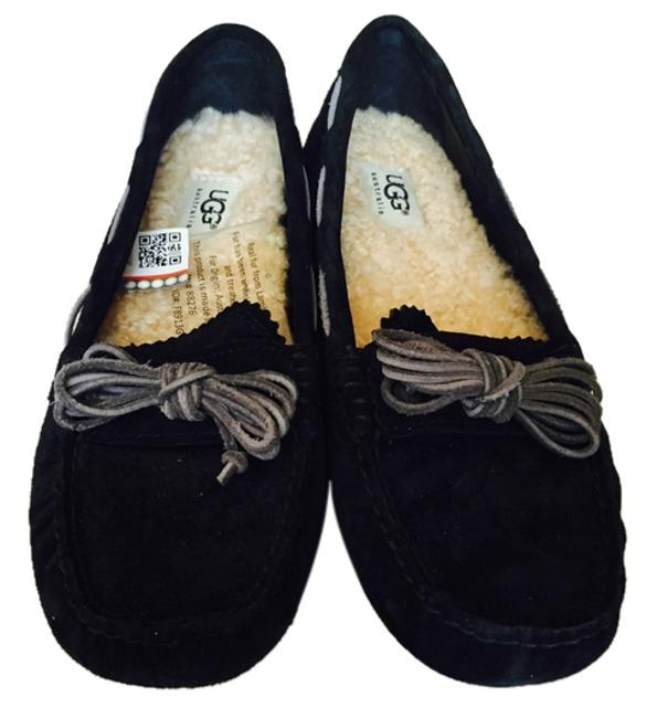 Item - Black Gray Meena Fall Sale 10-25% Off Flats Size US 7.5 Regular (M, B)