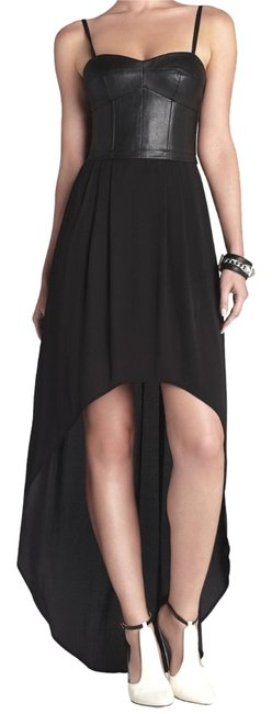 BCBGMAXAZRIA Bcbg Hi Lo Dress