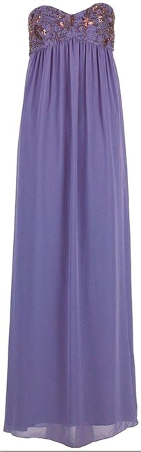 Preload https://img-static.tradesy.com/item/3484222/ted-baker-lilac-womens-eltti-strapless-beaded-bust-maxi-long-formal-dress-size-2-xs-0-1-650-650.jpg