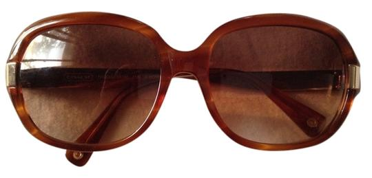 Preload https://item2.tradesy.com/images/coach-brown-trudie-tortoise-sunglasses-3484291-0-0.jpg?width=440&height=440