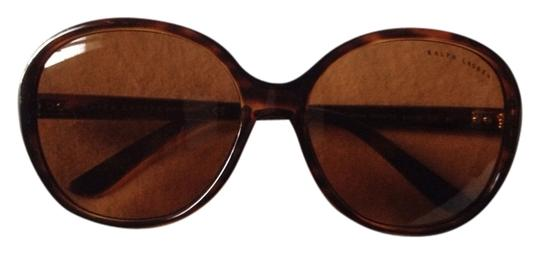Preload https://img-static.tradesy.com/item/3484348/ralph-lauren-brown-rl-tortoise-sunglasses-0-0-540-540.jpg