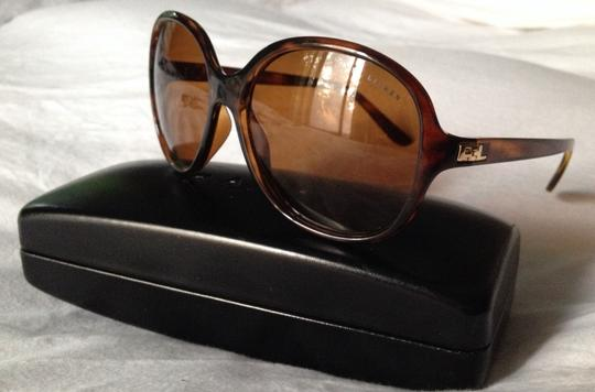 Ralph Lauren RL Tortoise Brown Sunglasses