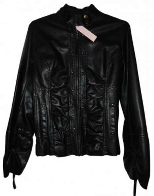 Preload https://item5.tradesy.com/images/romeo-and-juliet-couture-black-motorcycle-jacket-size-8-m-34844-0-0.jpg?width=400&height=650