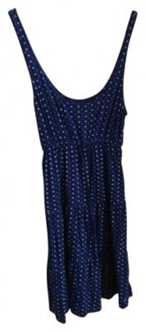 Preload https://item5.tradesy.com/images/aerie-dark-blue-with-white-and-light-blue-circles-teen-wear-60-cotton-above-knee-short-casual-dress--34849-0-0.jpg?width=400&height=650