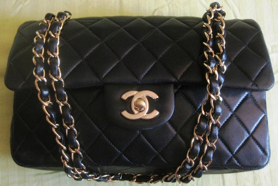 e2cbe1b6f9a8 Chanel 2.55 Reissue Double Flap Classic Quilted Gold Hardware Ghw Cc ...