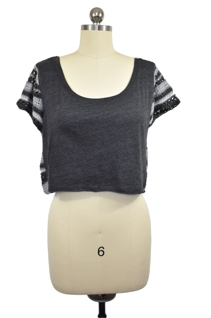 Preload https://item4.tradesy.com/images/free-people-gray-sweaterpullover-size-4-s-3485773-0-1.jpg?width=400&height=650