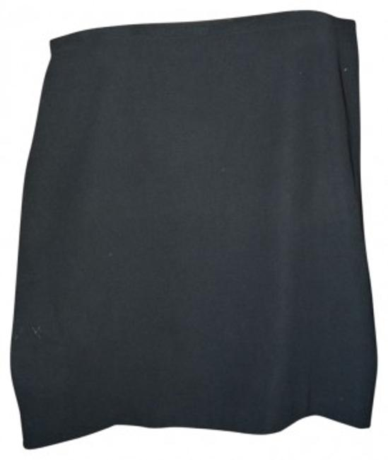 Preload https://img-static.tradesy.com/item/34860/george-black-pencil-knee-length-skirt-size-16-xl-plus-0x-0-0-650-650.jpg
