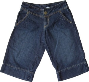 DKNY Denim Shorts Blue