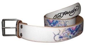 Ed Hardy leather