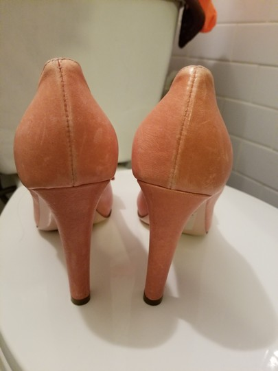 Valentino Pale Pink Pumps