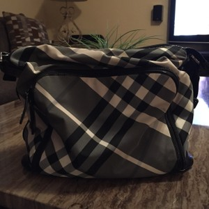 Grey Burberry Diaper Bags - Up to 90% off at Tradesy 2f41f544fab4a
