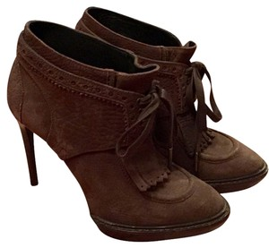 Burberry Chocolate Boots